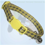 Cat Collar Yellow