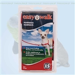 Dog EasyWalk - Red XS