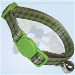Cat Collar Green