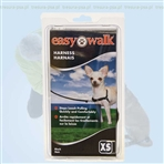 Dog EasyWalk - Black XS